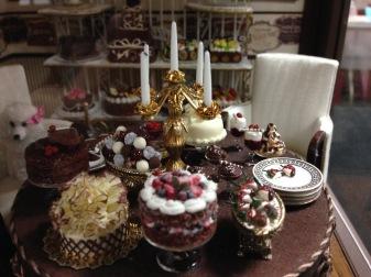 Chocolates, Debi Cerone