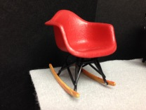 1952 Eames Rocker, Designing Ways