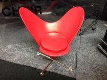 1958 Paton Cone Armchair, Designing Ways