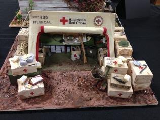 War Time Red Cross, Gail Look-Yan