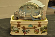 Travel Trailer - Exterior, Peggy Boggeln