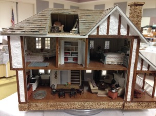 Quarter Scale House - Interior, Young at Heart